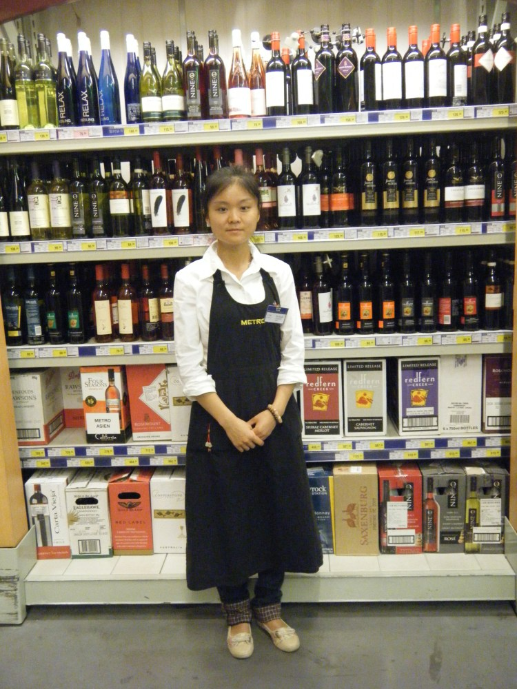 Chinese wine consumption today - through the eyes of a Tianjin retailer