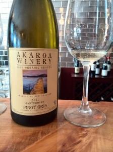 Akaroa Winery Pinot Gris 2011