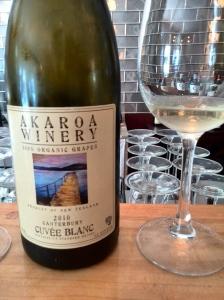 Akaroa Winery Cuvée Blanc 2010