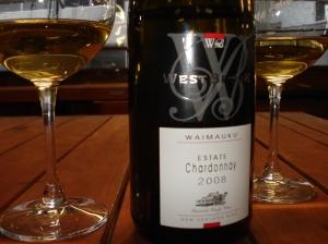 West Brook Waimauku Estate Chardonnay 2008